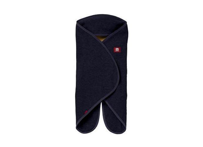 Конверт-одеяло Red Castle Babynomade, 0-6 месяцев, двойной флис синий