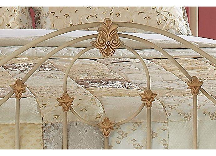 Кровать Альва слоновая кость (16)
