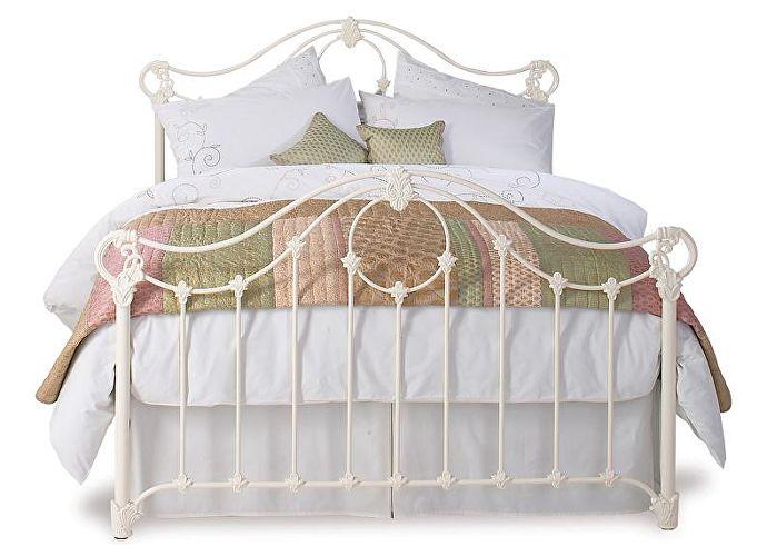 Кровать Альва белый (48)