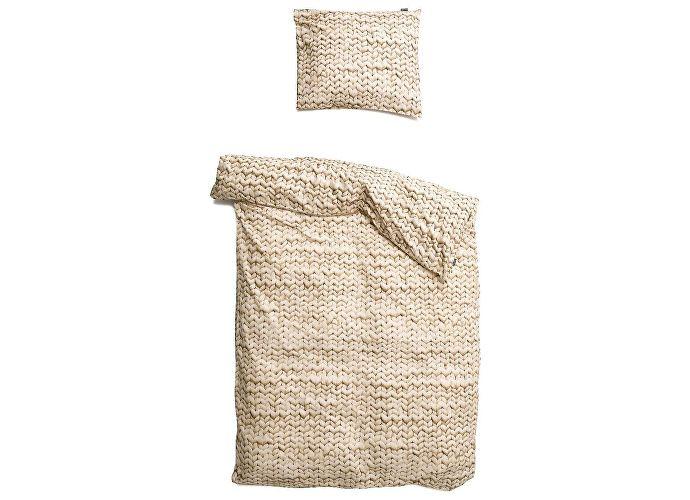 Постельное белье Snurk Косичка (перкаль) 1.5 спальное.  | SPIM.RU - Москва  | Snurk