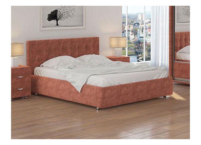 Кровать Орматек Veda 1 ткань Лофти рыжий