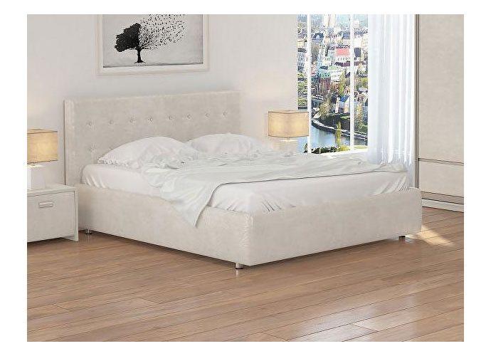 Кровать Veda 1 Орматек цвета Люкс жемчуг sprinter pearl (2247)