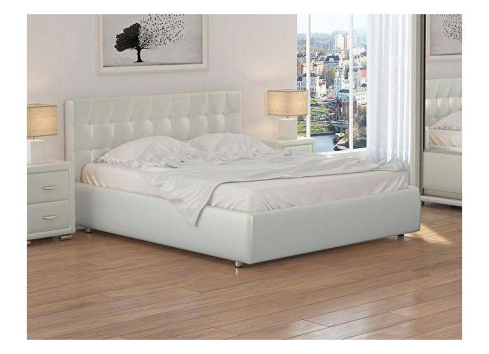 Кровать Veda 1 Орматек цвета Люкс молочные перламутр (5061)