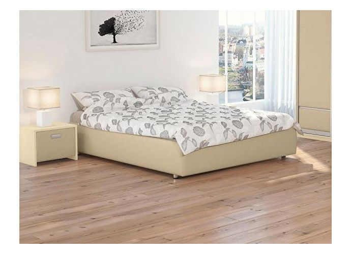 Кровать Орматек Veda 1 Base Бежевый (Cream Terra-101)