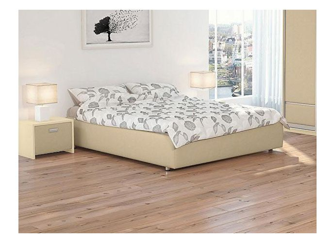 Кровать Орматек Como 1 Base Бежевый (Cream Terra-101)