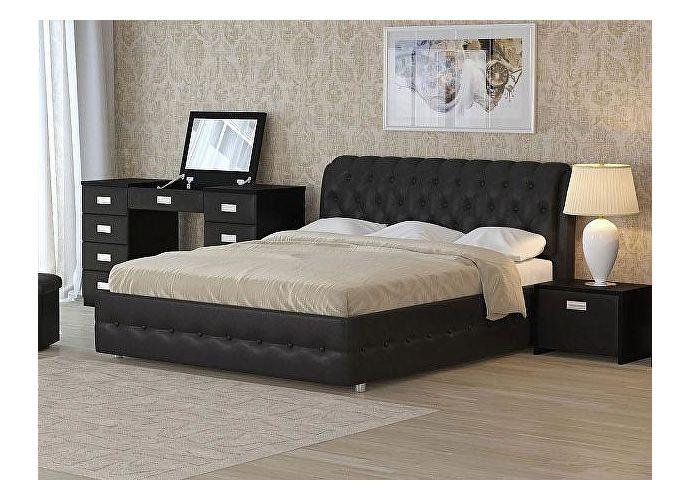 Кровать Como 4 Орматек Black (TM-6)