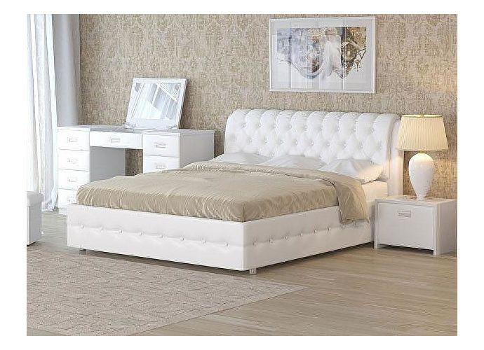 Кровать Como 4 Орматек White (TM-14)