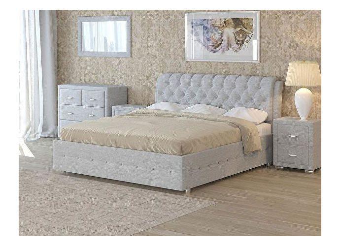 Кровать Como 4 Орматек (ткань и цвета люкс)