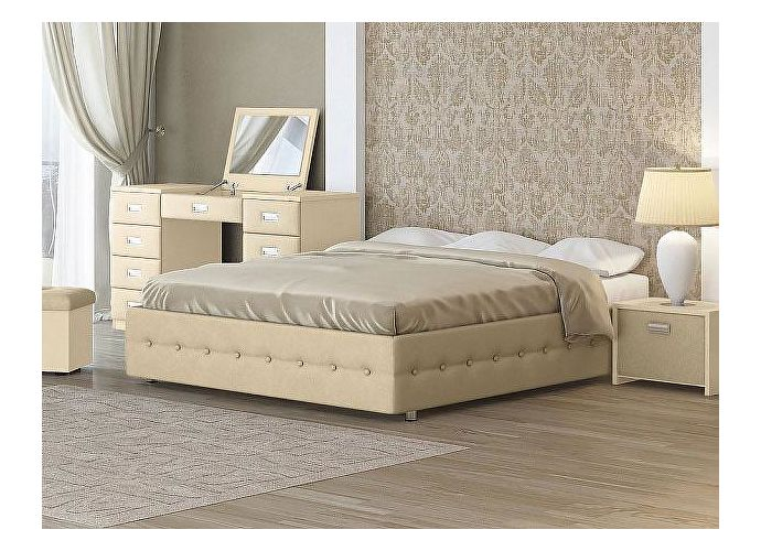 Кровать Орматек Como 4 Base Бежевый (Cream Terra-101)