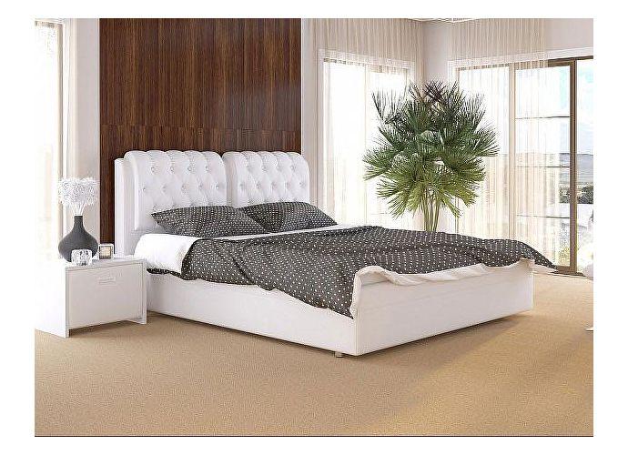 Кровать Como 5 Орматек White (TM-14)