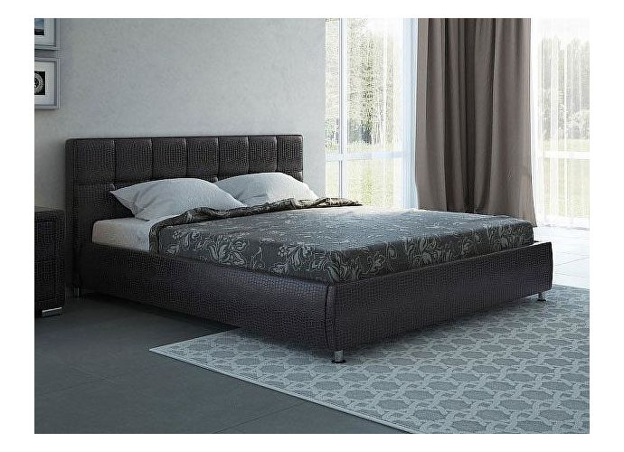 Кровать Орматек Corso-4 цвета люкс и ткань глазго бежевый