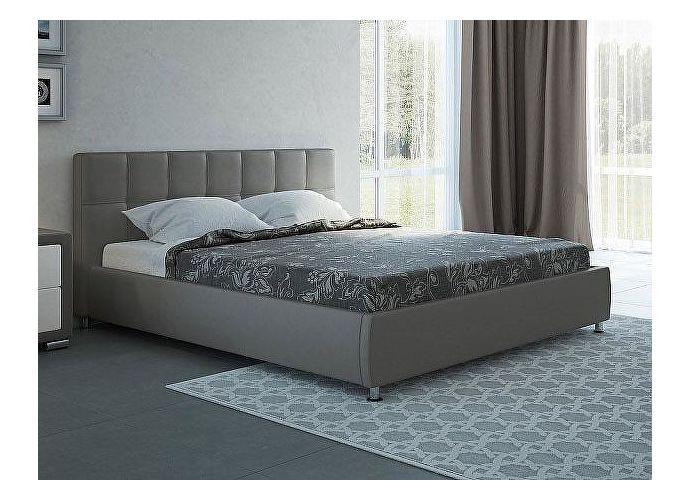 Кровать Орматек Corso-4 цвета люкс и ткань серый