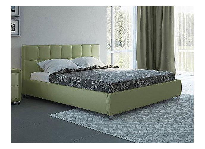 Кровать Орматек Corso-4 цвета люкс и ткань олива