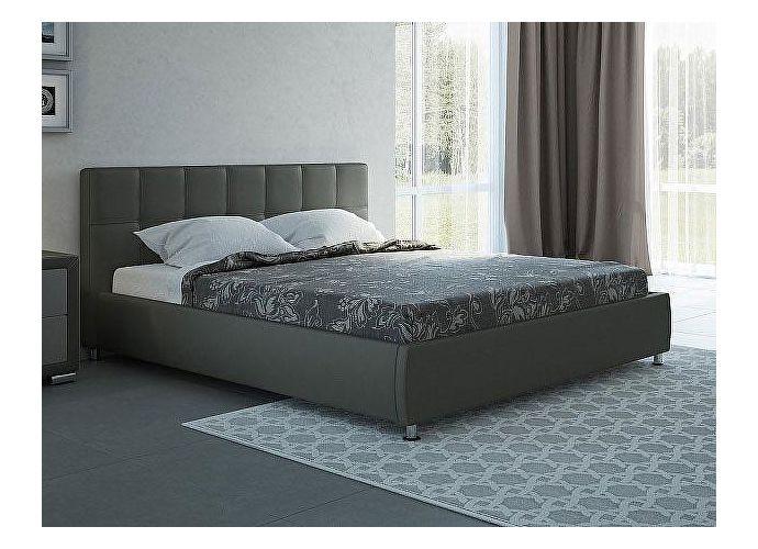 Кровать Орматек Corso-4 цвета люкс и ткань темно-серый