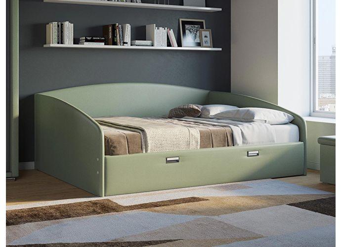 Кровать Орматек Bono (цвета люкс и ткань) Бронзовый перламутр (5069)