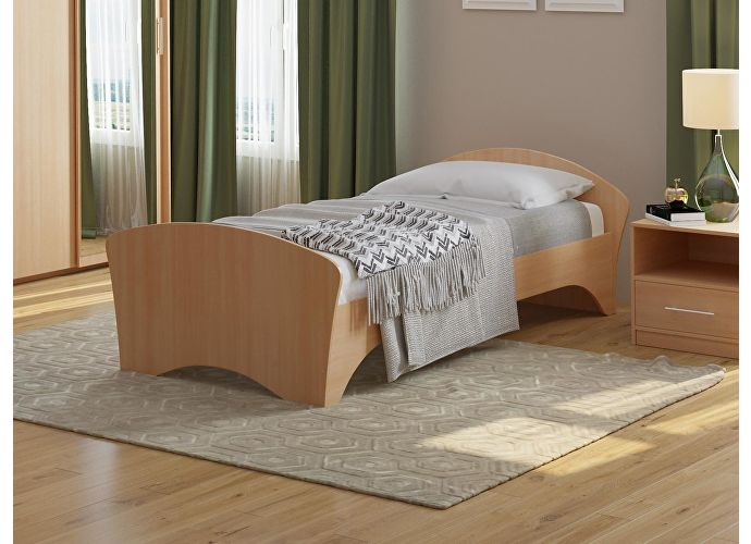 Кровать Соната 90 x 190 см.  | SPIM.RU - Москва  | Орма - Мебель
