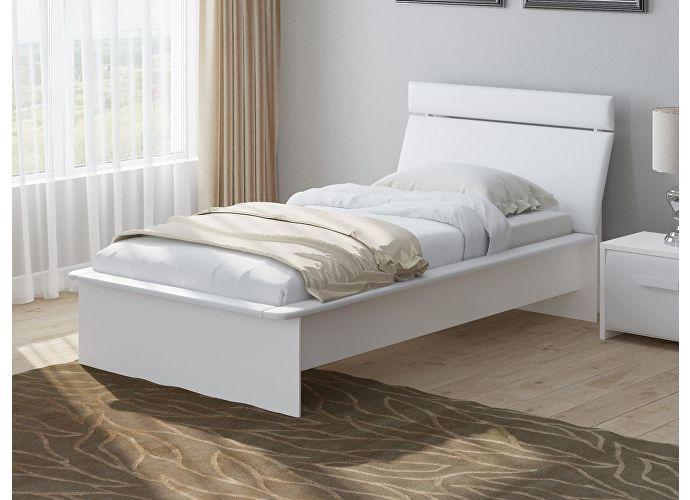 Кровать Райтон Визио 1 белый