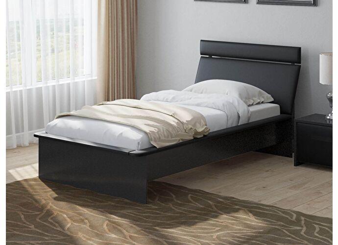Кровать Райтон Визио 1 140 x 200 см. СКИДКА 30%  | SPIM.RU - Москва  | Орма - Мебель