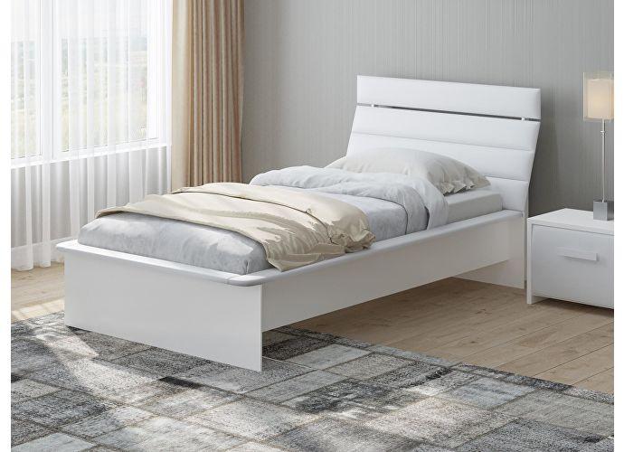 Кровать Райтон Визио 2 белый