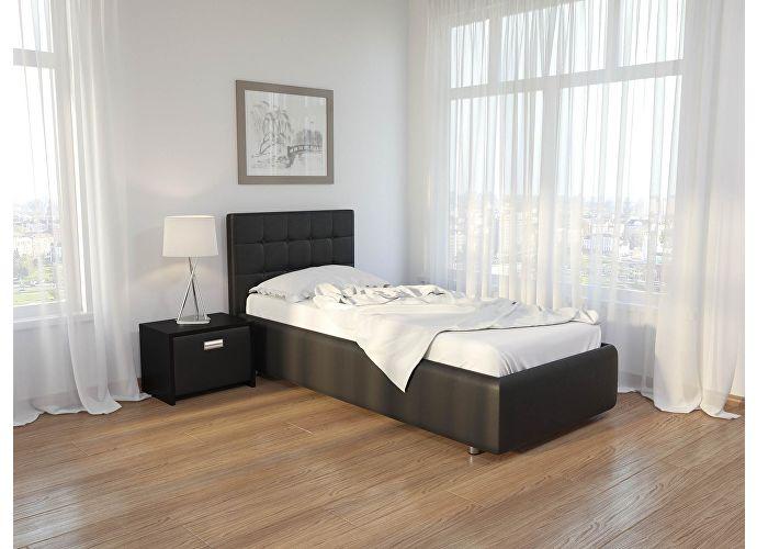 Кровать Como 1 Орматек Black (TM-6)