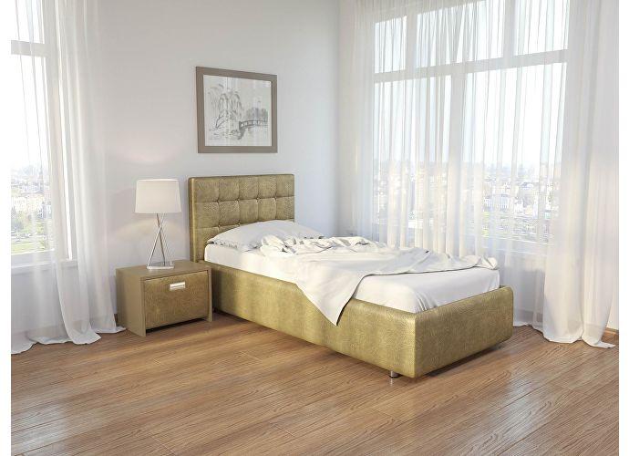 Кровать Como 1 Орматек цвета Люкс золото sprinter gold (2331)