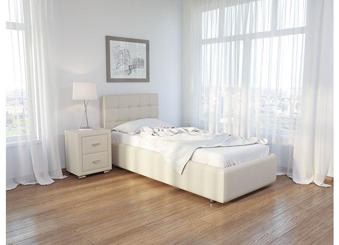 Кровать Como 1 Орматек цвета Люкс бежевый перламутр (5062)