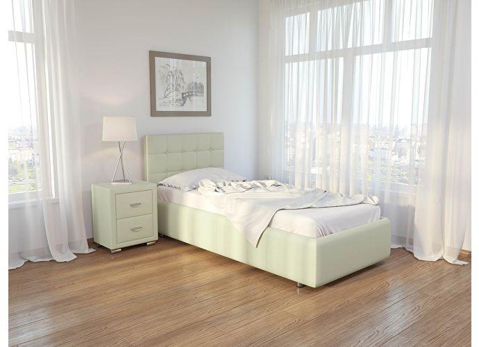 Кровать Como 1 Орматек цвета Люкс молочный перламутр (5061)
