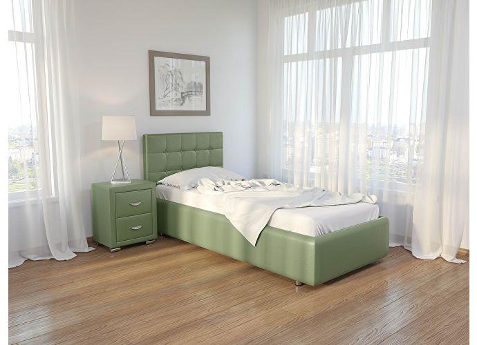 Кровать Como 1 Орматек цвета Люкс зеленое яблоко