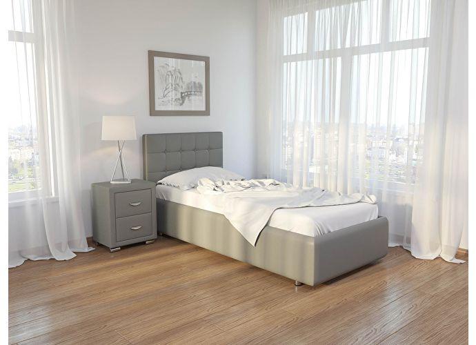 Кровать Como 1 Орматек цвета Люкс серый
