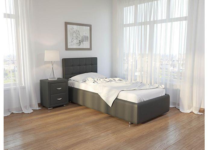 Кровать Como 1 Орматек цвета Люкс темно-серый