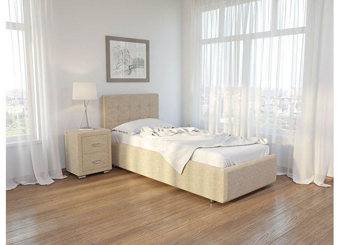 Кровать Como 1 Орматек (ткань) Глазго бежевый