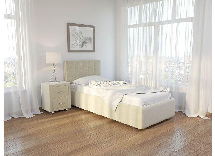 Кровать Como 1 Орматек (ткань) Лофти лен