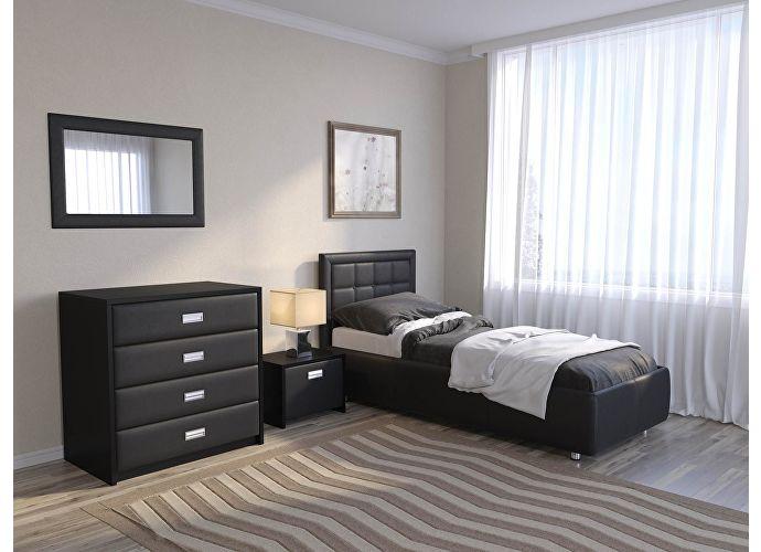 Кровать Como 2 Орматек Black (TM-14)