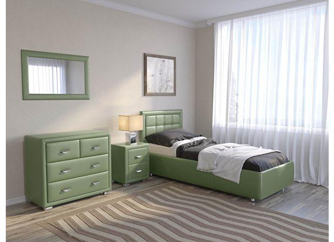 Кровать Como 2 Орматек (ткань и цвета люкс) Лофти айвори