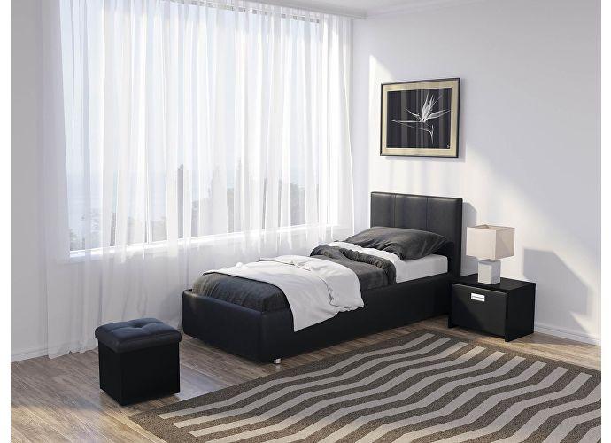 Кровать Como 3 Орматек Black (TM-6)