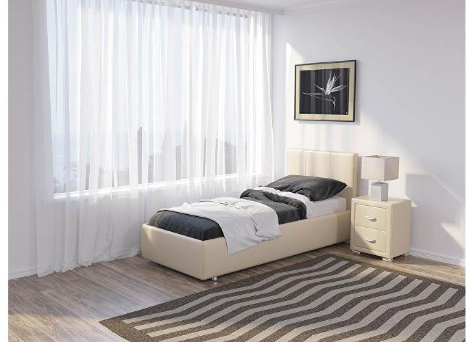 Кровать Como 3 Люкс Орматек бежевый перламутр (5062)
