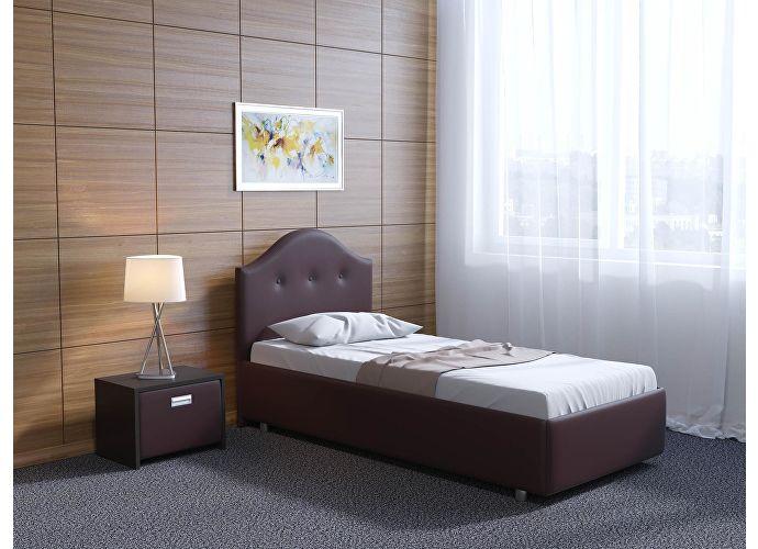 Кровать Орматек Como 7 Brown (TM-Venge)