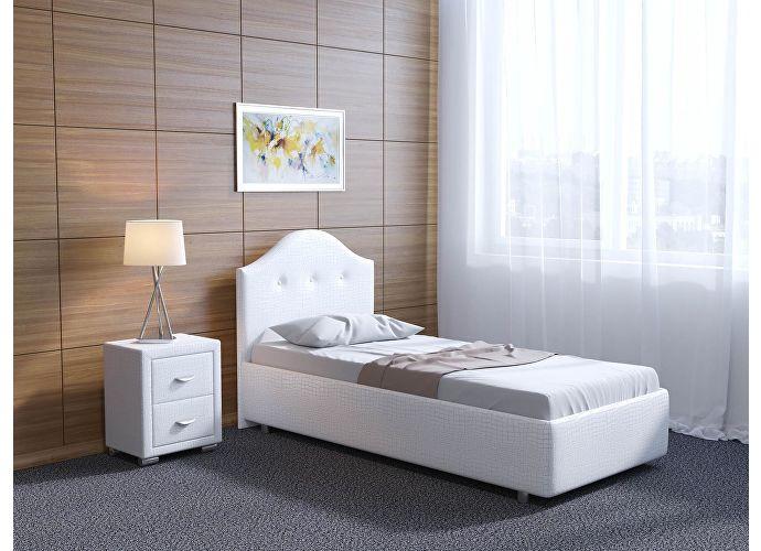 Кровать Орматек Como 7 цвета люкс и ткань 80 x 200 см. Скидка 20%  | SPIM.RU - Москва  | Орма - Мебель