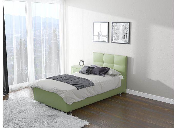 Кровать Life 1  цвета Люкс зеленое яблоко