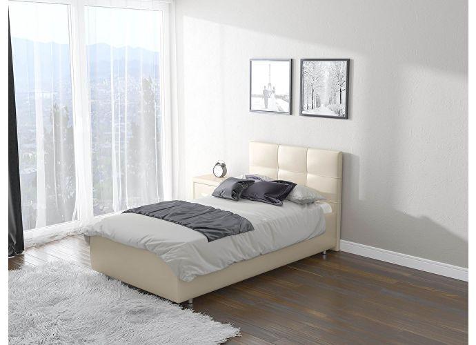 Кровать Life 1  цвета Люкс бежевый перламутр (5062)