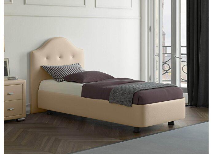 Кровать Орматек Rocky 3 Бежевый (Cream Terra-101)