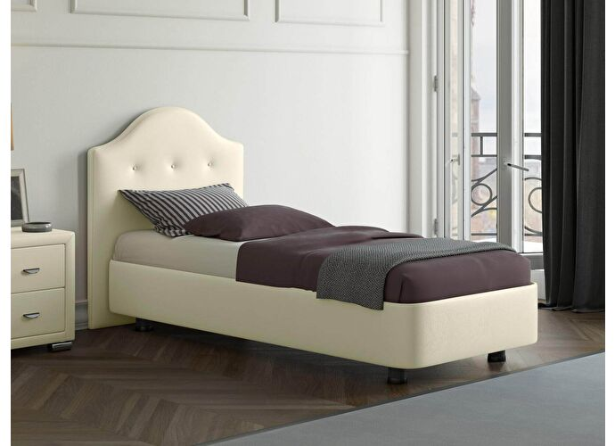 Кровать Орматек Rocky 3 Кремовый Cream (898)