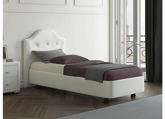 Кровать Орматек Rocky 3 цвета люкс и ткань 120 x 190 см. СКИДКА 30%  | SPIM.RU - Москва  | Орма - Мебель