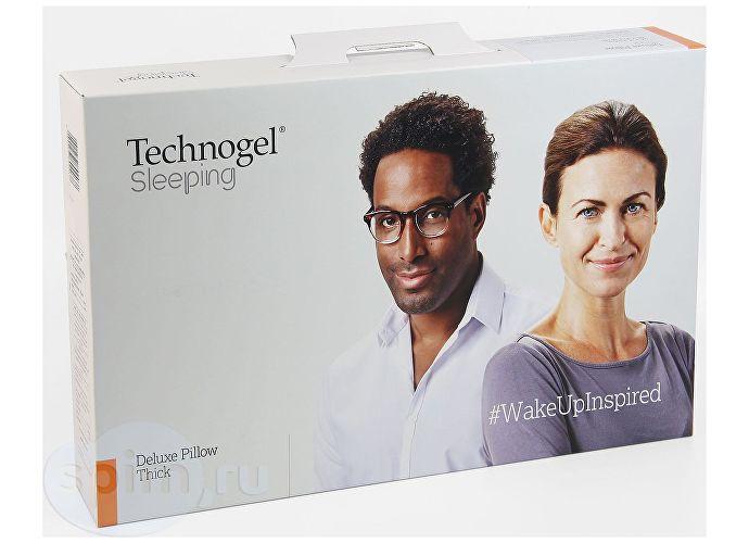 Подушка Technogel Delux 14