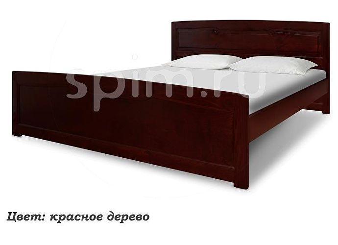 Кровать Шале Ариэлла-1 белый эмаль+25%