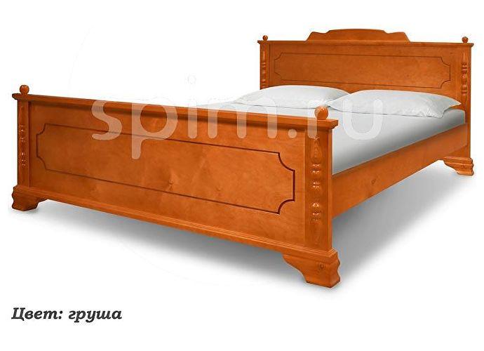 Кровать Шале Калисто груша