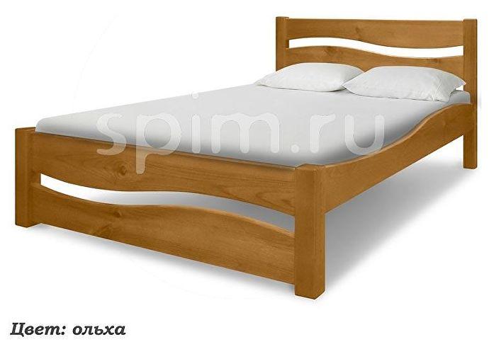 Кровать Шале Вэлла ольха