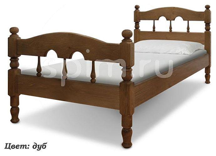 Кровать Шале Гринго дуб