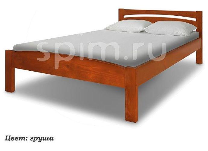 Кровать Шале Ренессанс груша