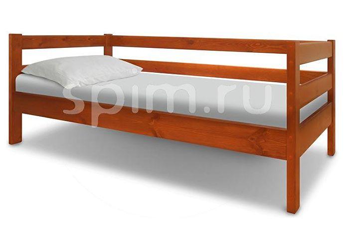 Кровать Кадет Шале груша